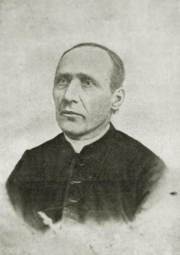 Ks. Stanisław Stojałowski /Wikipedia