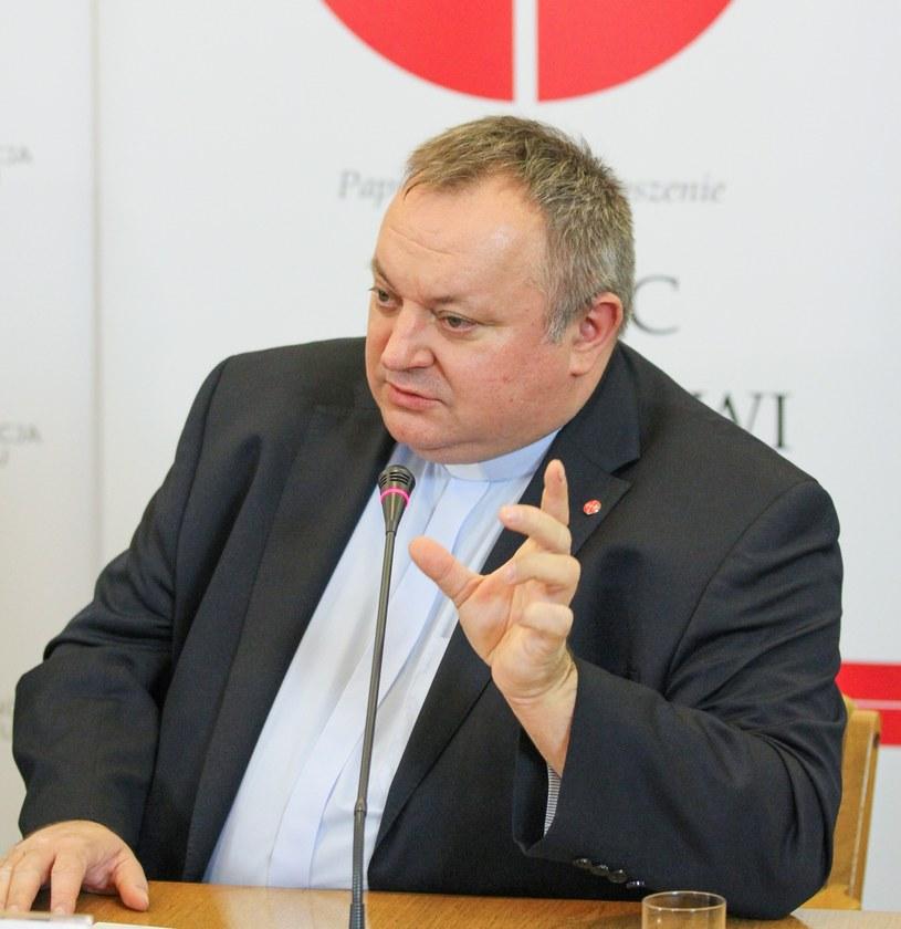 Ks. Waldemar Cisło /Robert Ostrowski /East News