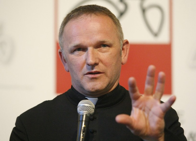 Ks. Wojciech Lemański /M. Dyjuk /Reporter