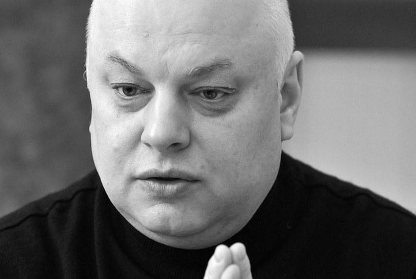 Ksiądz Andrzej Dymer /Agencja FORUM
