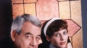 """Ksiądz Frank Dowling i siostra Stephanie Oskowski z serialu """"Detektyw w sutannie"""""""