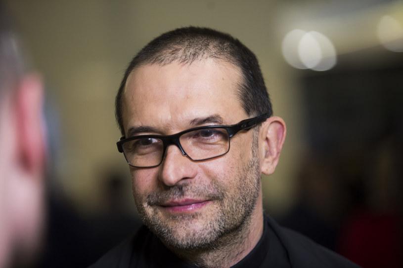 Ksiądz Jacek Stryczek /ANDRZEJ BANAS/POLSKA PRESS /East News