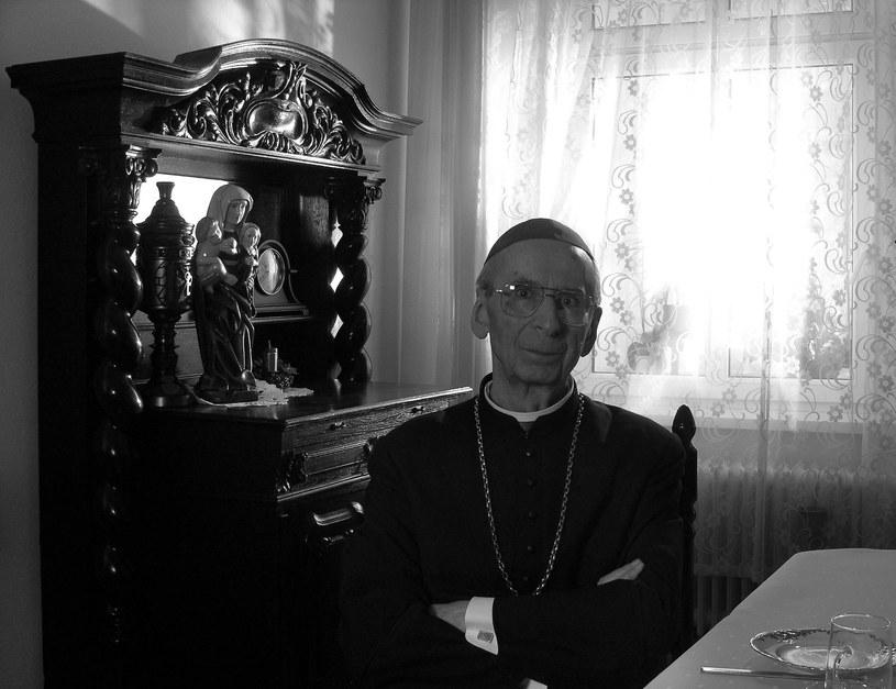 Ksiądz Jan Bagiński miał 87 lat /Krzysztof Tadej/FOTONOVA /East News