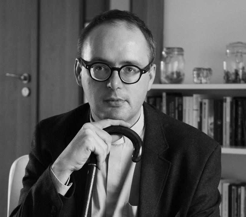 Ksiądz Jan Kaczkowski /brak