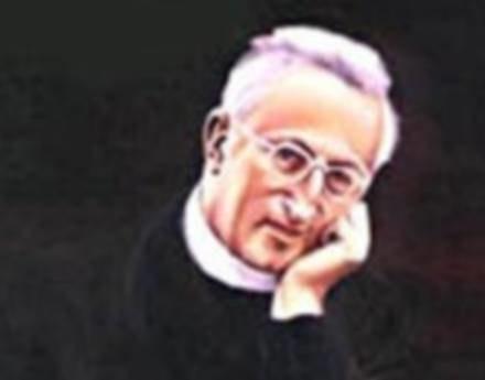 Ksiądz Józef Jarzębowski (1897-1964) /Odkrywca