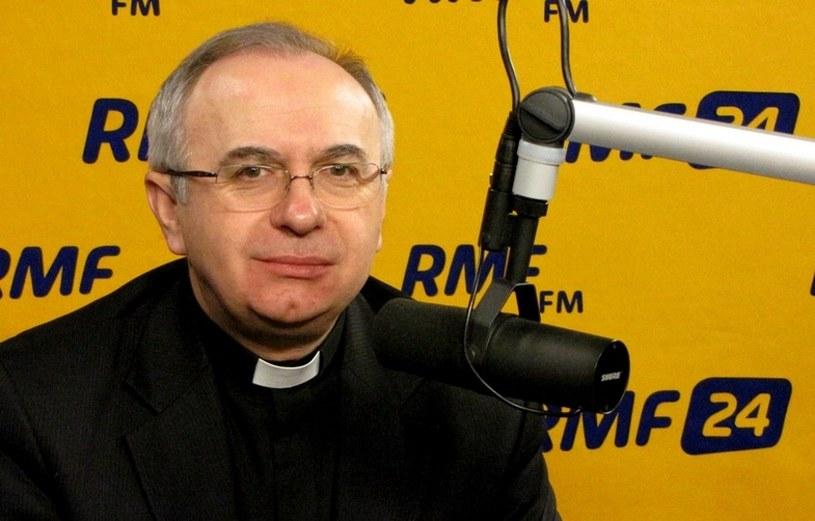 Ksiądz Józef Kloch /RMF FM
