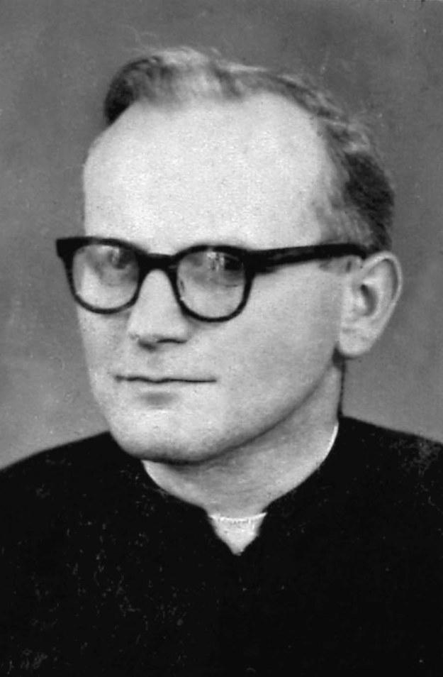 Ksiądz Karol Wojtyła jako wikary w parafii Niegowić koło Krakowa /PAI /PAP
