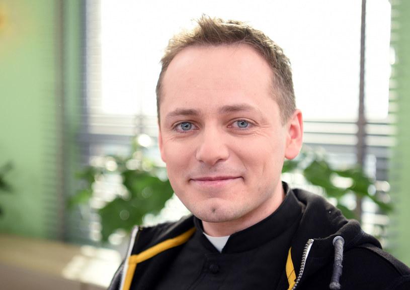 Ksiądz Michal Misiak /Justyna Rojek /East News