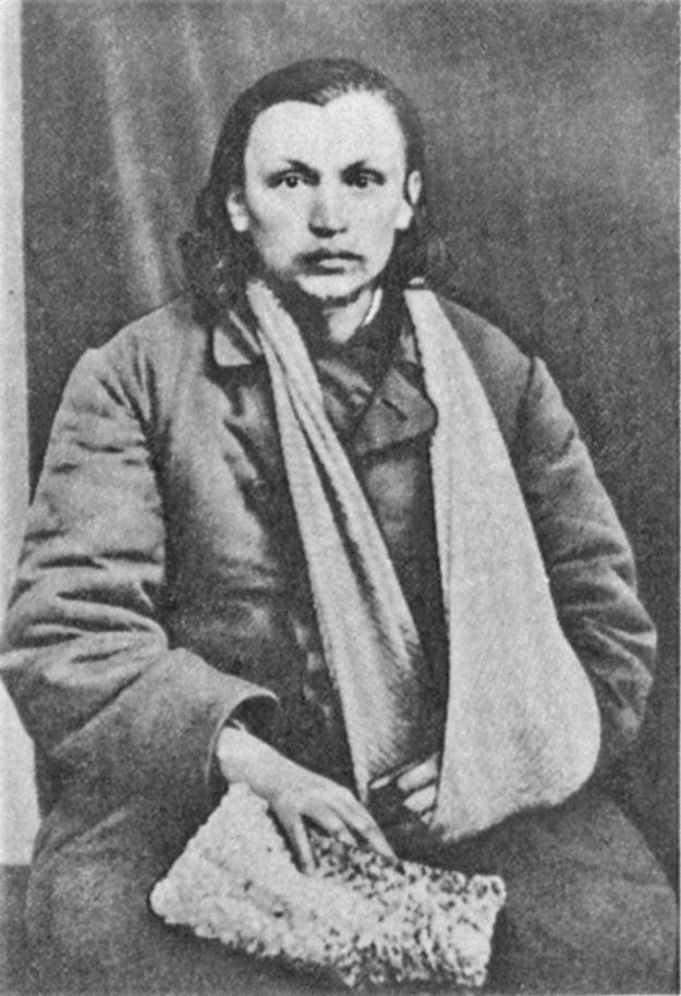 Ksiądz Stanisław Brzóska /Domena publiczna /Wikimedia