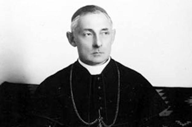 Ksiądz Stanisław Kostka Łukomski zginął w wypadku /Rzecz Krotoszyńska