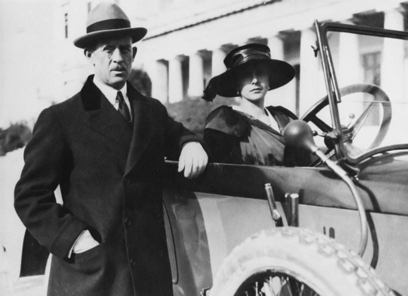 Książę Andrzej i księżniczka Alicja, rodzice księcia Filipa /Getty Images