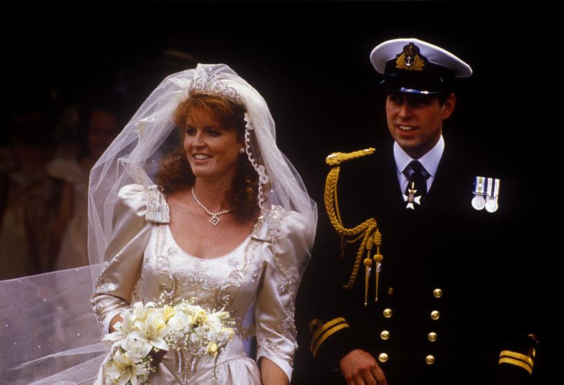 Książę Andrzej i Sarah Ferguson /John Shelley Collection/Avalon / Contributor /Getty Images