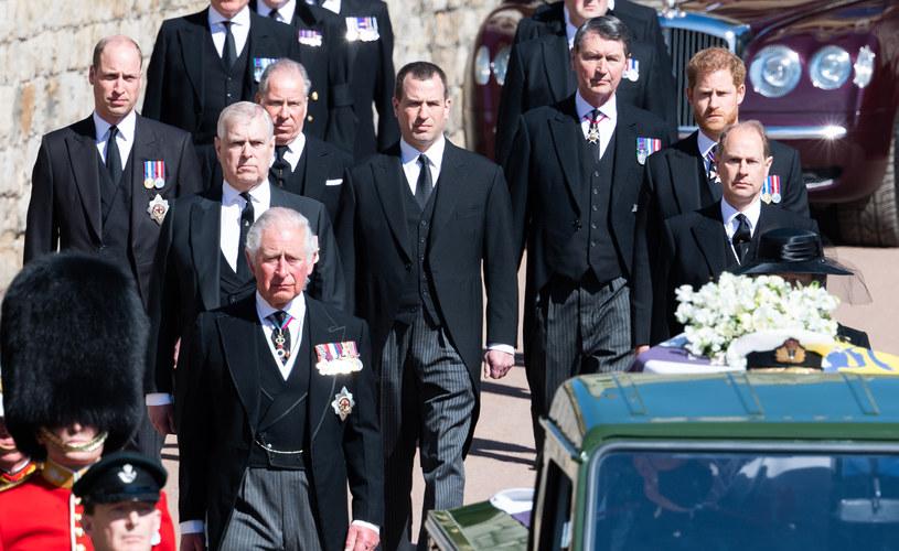 Książę Andrzej może liczyć na pomoc rodziny królewskiej /Pool / Samir Hussein /Getty Images