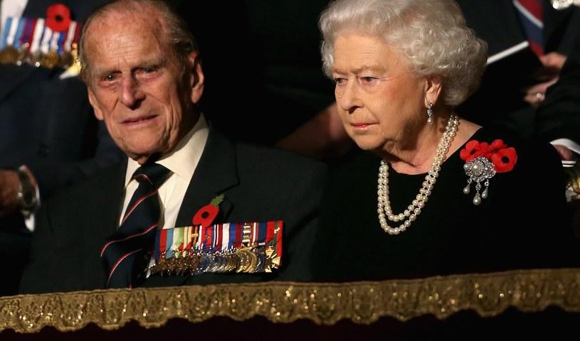 Książę Filip był mężem królowej Elżbiety przez 74 lata /Chris Jackson /Getty Images