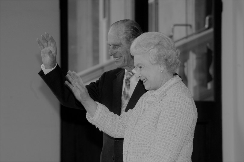 Książę Filip i królowa Elżbieta II tylko sprawiali wrażenie idealnej pary? /Radzikowska/ Fotonova /East News