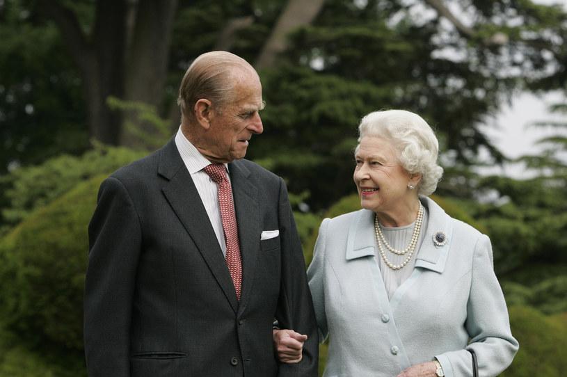 Książę Filip i królowa Elżbieta II /Tim Graham /Getty Images