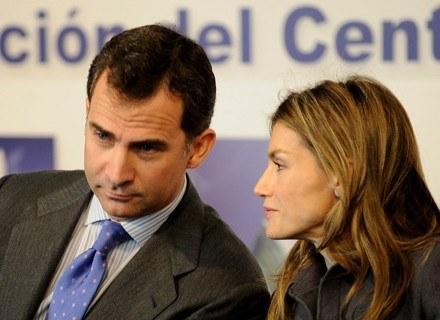 Książę Filip i księżna Letizia /Getty Images/Flash Press Media