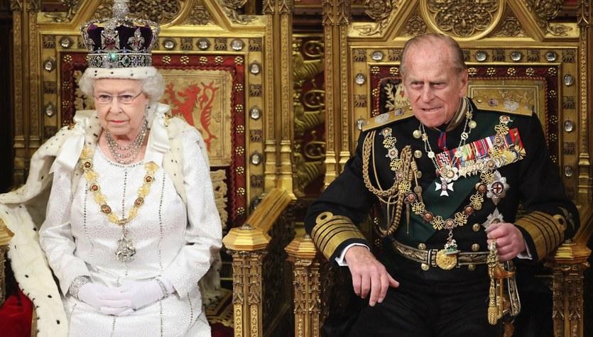 Książę Filip miał poczucie humoru. Potrafił rozbawić Elżbietę II!