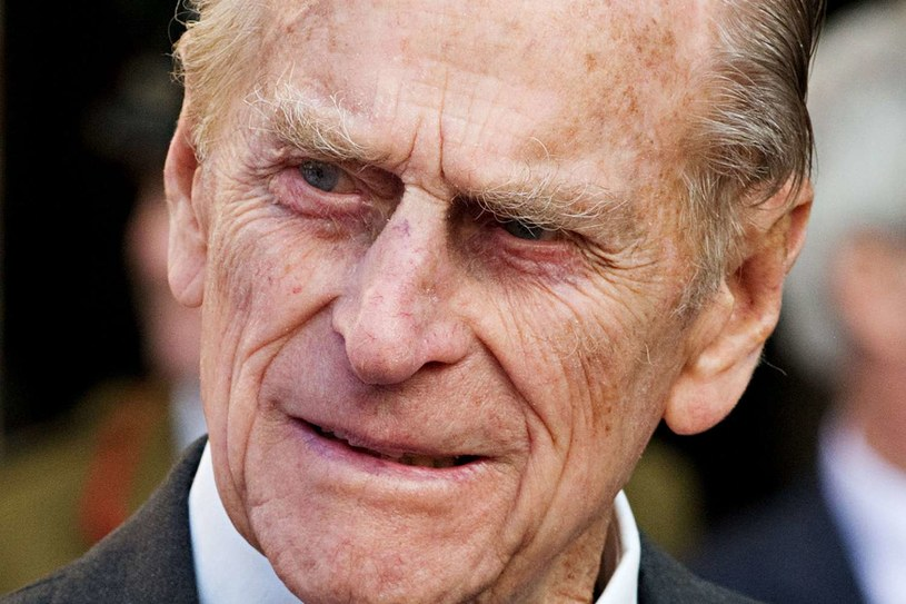 Książę Filip nie widział jeszcze małego George'a. /AFP