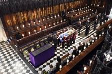 Książę Filip pochowany. Uroczystości na zamku w Windsorze