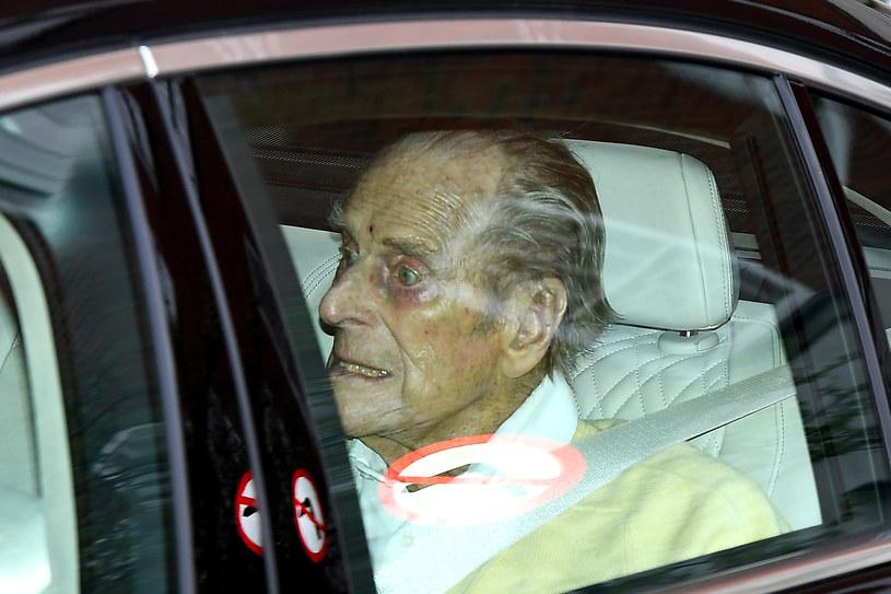 Książę Filip przez lata cieszył się świetnym zdrowiem /Getty Images