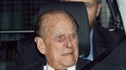 Książę Filip trafił do szpitala