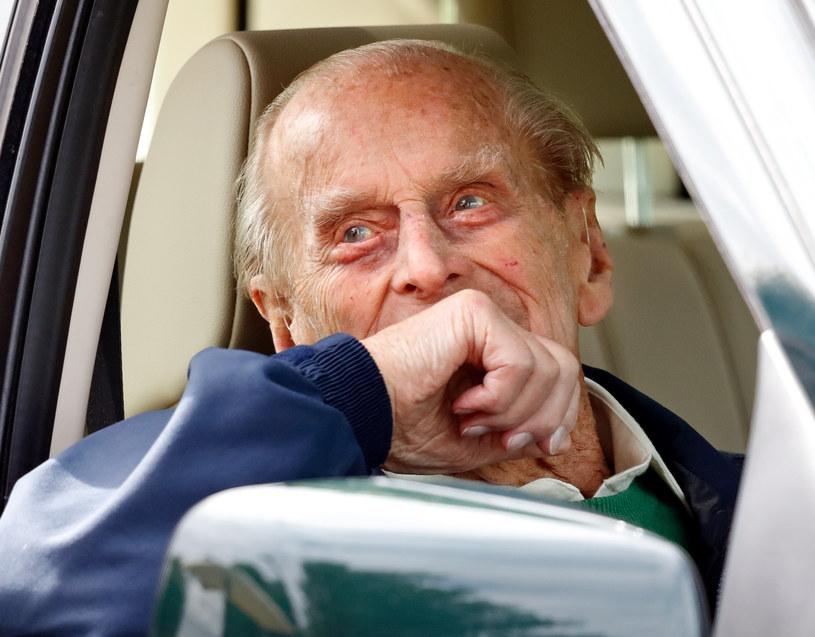 Książę Filip w Land Roverze / Max Mumby/Indigo / Contributor /Getty Images