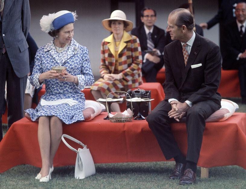 Książę Filip wiedział, że całe życie sprowadza się do wspiera królowej /Rex Features /East News