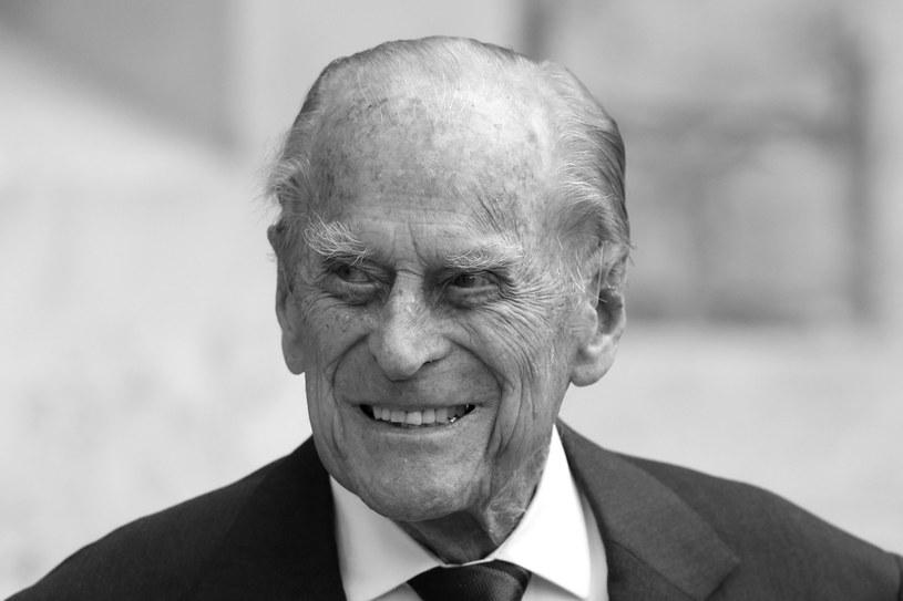 Książę Filip zmarł w wieku 99 lat /Adrian Dennis - Pool /AFP
