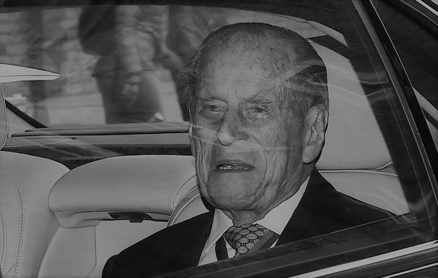 Książę Filip zmarł w wieku 99 lat / ANDY RAIN    /PAP/EPA