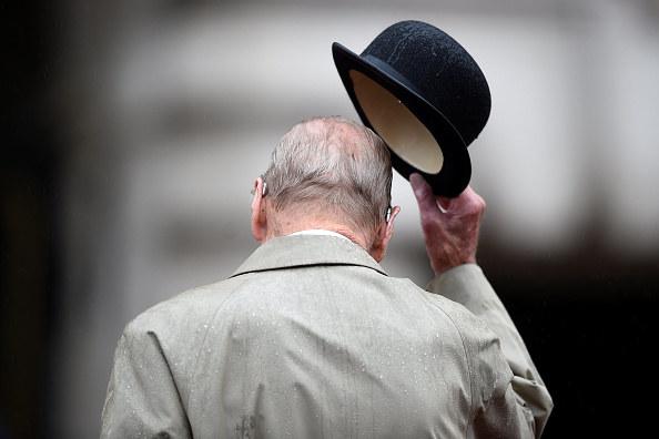 Książę Filip zmarł w wieku 99 lat /HANNAH MCKAY / POOL /Getty Images