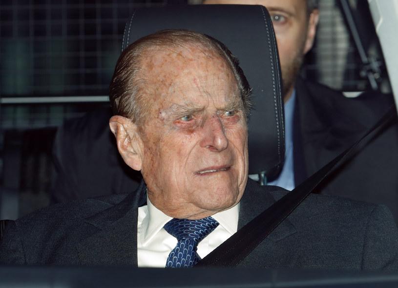 Książę Filip, znany również jako książę Edynburga, poślubił królową Elżbietę w 1947 roku /Getty Images