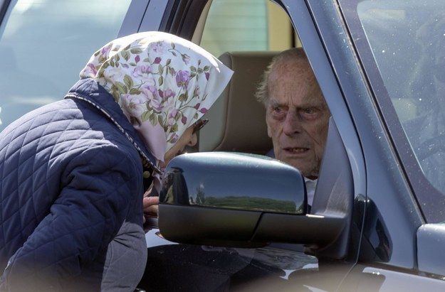 Książę Filip został przyjęty do Szpitala Króla Edwarda VII w Londynie 16 lutego /Steve Parsons    /PAP/PA