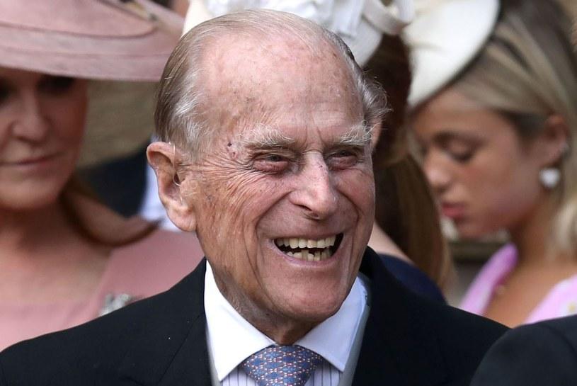 Książę Filip żyje i ma się dobrze /AFP