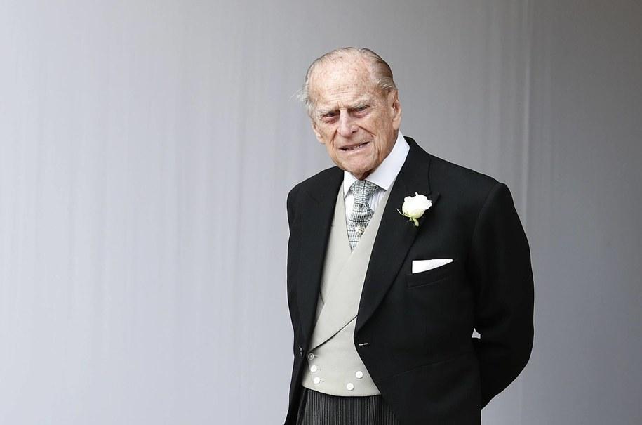 Książę Filip /ALASTAIR GRANT /PAP/PA