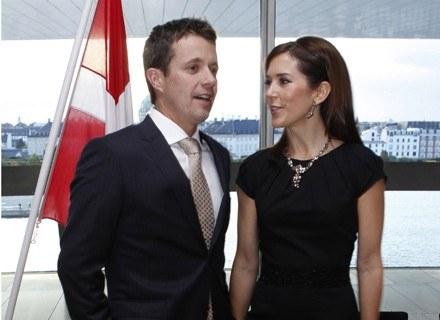 Książę Fryderyk i księżna Mary /Getty Images/Flash Press Media