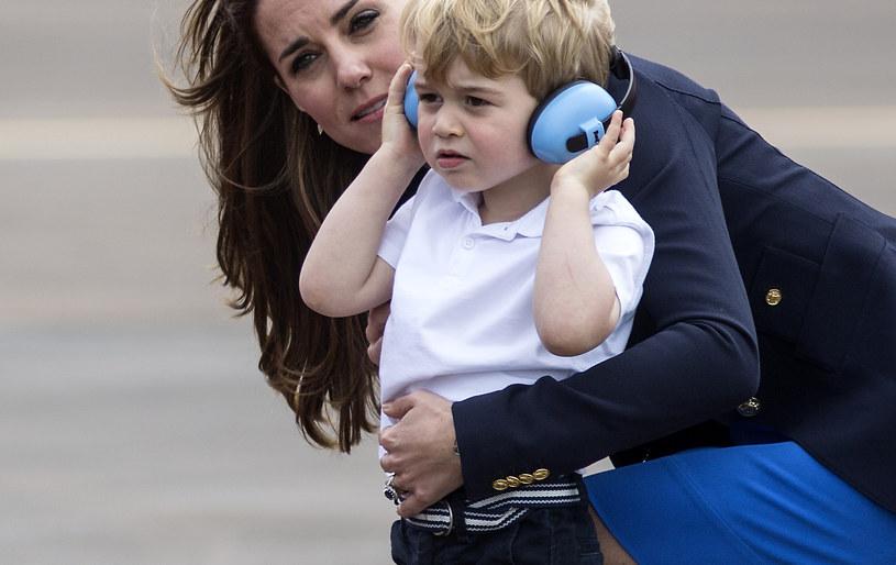 Książę George i księżna Kate /WPA Pool /Getty Images