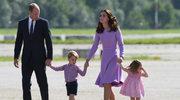 Książę George i księżniczka Charlotte będą musieli kłaniać się... prababci Elżbiecie II