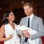 Książę George już wcześniej zdradził imię dziecka Meghan Markle i księcia Harry'ego?
