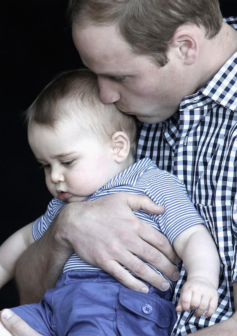 Książę George niedługo skończy dwa latka /Chris Jackson /Getty Images