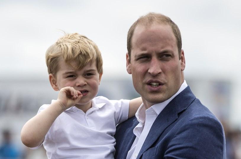 Książę George pójdzie od września do szkoły /RICHARD POHLE / POOL /AFP