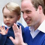 Książę George powitał siostrę