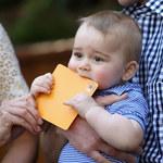 Książę George skończył roczek!