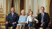 Książę George trafi na znaczek