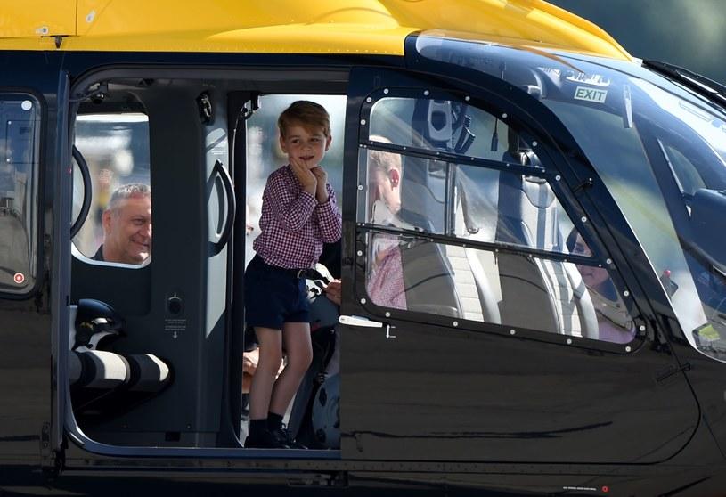 Książę George /AFP