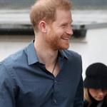 Książę Harry będzie ojcem chrzestnym!