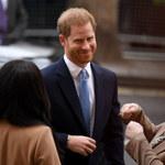 Książę Harry dostał ofertę pracy