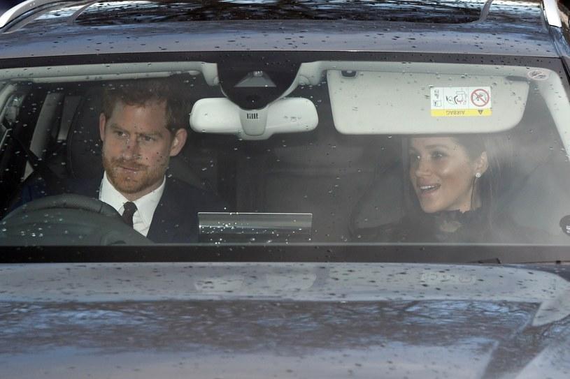 książę Harry i księżna Meghan /East News