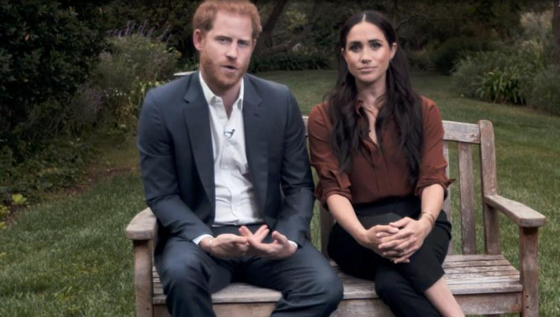 Książę Harry i księżna Meghan /Time/Ferrari Press /East News