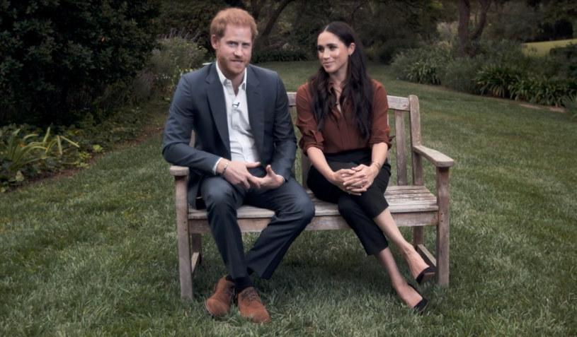 Książę Harry i Meghan Markle non stop są na świeczniku /Time/Ferrari Press /East News